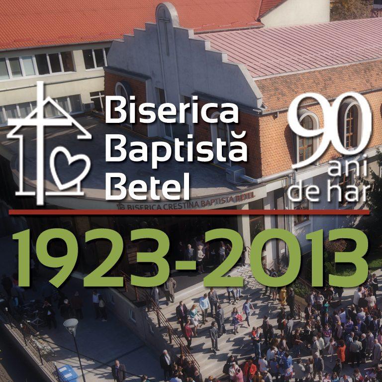 Jubileu 90 ani de la infiintarea primei biserici baptiste in Timișoara