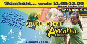 Clubul de copii Awana